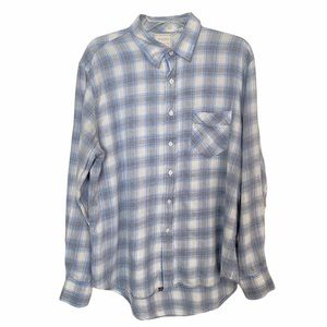 Billy Reid Men's Standard Fit Button Down Tuscumbia Shirt
